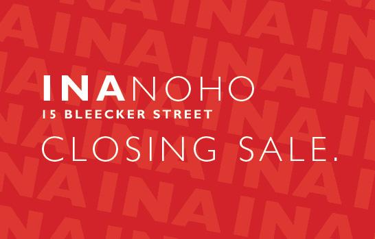 NoHo Sale